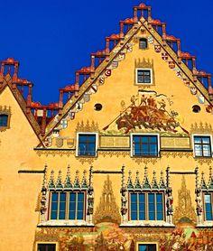 Ulm -Rathaus...This is my hometown-Also where Einstein was born! G.