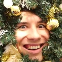 Dan's icon (I am slightly terrified. Also, that Dan and Phil day was adorable.)