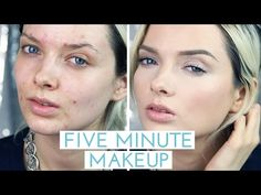 13 Five-Minute Makeup Tutorials That Will Let You Sleep In   Gurl.com
