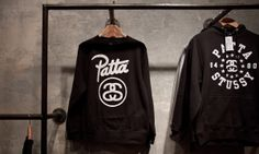 Look Inside the Patta x Stussy New York City Pop-Up Shop