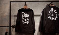 Look Inside the Patta x Stussy New York City Pop-Up Shop
