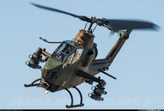 Bell AH-1S Cobra (209) - Japan Ground Self Defence Force (JGSDF) | Aviation Photo #4774901 | Airliners.net