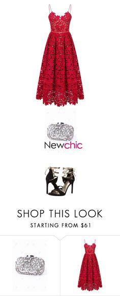 """newchic"" by theone1 ❤ liked on Polyvore featuring Stuart Weitzman"