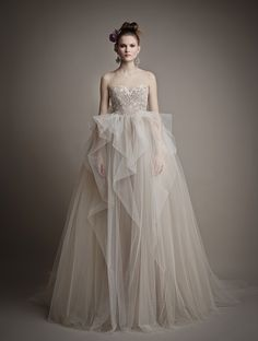 Ersa Atelier 2015 Wedding Dresses Collection Part 1 ~ Glowlicious