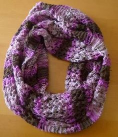 loop schal stricken lacemuster stricken stricken h ckeln pinterest shawl