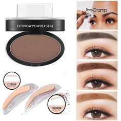 """Get OFF Today!Waterproof Eyebrow Stamp - OFF Today!Waterproof Eyebrow Stamp""""> Best Picture For glam Makeup For Your Taste You are lo - Perfect Eyebrow Shape, Perfect Eyebrows, Eyebrow Stamp, Eyebrow Makeup, Eyebrow Grooming, Eyebrow Stencil, Makeup Eyebrows, Prom Makeup, Eyebrow Brush"""