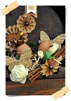 Si les fêtes de pâques m'étaient contées. : Décorations murales par mouchette-fait-des-caprices