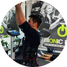 Bionic Fitness uses Electro Muscle Stimulation. Increase athletic performance, speed, strength, endurance and power. Increase Pelvic floor strength and perfect for people going through rehabilitation 20 Minute Workout, Pelvic Floor, Ems, Strength, Muscle, Training, Athletic, Fitness, 20 Min Workout