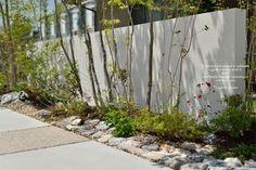 雑木の庭木立イメージ