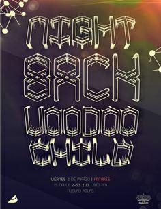 Night Back Voodoo Child by kampollo on DeviantArt Voodoo, Brochure Design, Design Inspiration, Deviantart, Night, Children, Boys, Kids, Big Kids