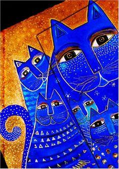 Mediterranean Cats, Laurel Burch