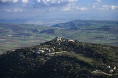 The Mount of Transfiguration - Mount Tabor