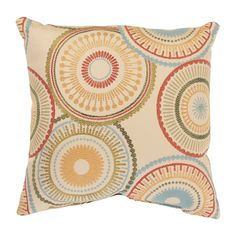 Pillow Perfect Riley 16.5-inch Throw Pillow