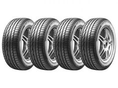 Conjunto de 4 Pneus Bridgestone 185/65R15 Aro 15 - Turanza ER300 com as melhores condições você encontra no Magazine Tonyroma. Confira!