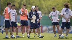 Argentina: ¿Cuál sería el once que jugará ante la Selección Peruana? #depor