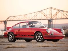 1973 Porsche 911 Carrera RS 2.7 Touring estimate $775,000 - $975,000 Matching numbers and unblemished known history Authentically restored to award-winning standards by marque specialists Kundensport