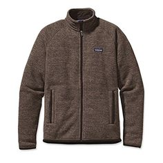 outlet store 67e9a fc85e The Patagonia Better Sweater is a very soft, full-zip polyester jacket with  a timeless sweater-knit face and the warmth and durability of oz.