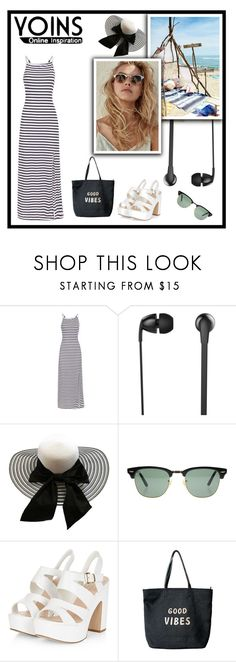 """""""Yoins"""" by irma-salkic ❤ liked on Polyvore featuring The Sharper Image, Ray-Ban, Venus and yoins"""