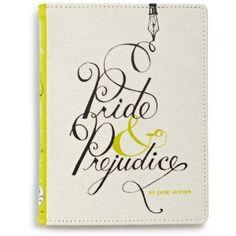 'Pride and Prejudice' kate spade new york kindle cover