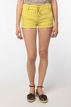 Ecote Lace-Up Short  #UrbanOutfitters