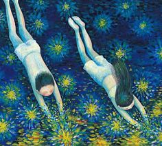 Una splendida notte stellata / Jimmy Liao