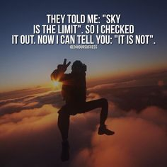 Your only limit is you  Inspired by @successmessenger  .  belongs to respective owner  by 24hoursuccess