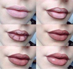 ecco come avere labbra perfettamente delineate e sensuali!
