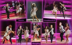 #TeamRoughley 's ChaChaCha #DWTS17 week 1
