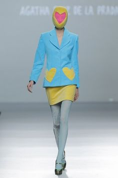 Ágatha Ruiz de la Prada - Madrid Fashion Week Otoño Invierno 2013-2014