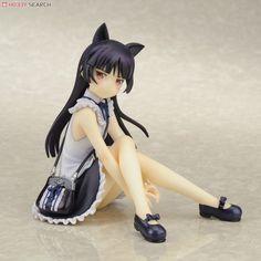 Kuroneko -memories(Natsu Komi)- (PVC Figure) Item picture1 Kotobukiya is devoted to details.