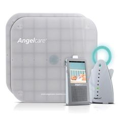 Angelcare AC1100 Ultimate Baby Monitor - Video, Movement and 2 way Sound