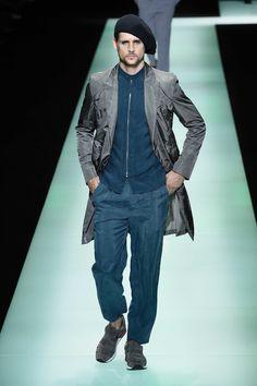 Emporio Armani SpringSummer 2016 Collection - Milan Fashion Week - DerriusPierreCom (37)