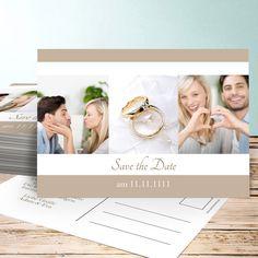 Viele moderne Save the Date Ideen findet ihr bei uns... | Umfangreiche Bildergalerie | Tipps & Infos | Beispiele zur Inspiration