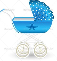 Blue Pram  #GraphicRiver         Illustration of a stylish blue pram  Format's included: Illustrator EPS 10 and JPG  Vector file:   EPS 10, RGB colors, 300 dpi, items are grouped  You can change colors, background and remove any item  Also you can change the size of image   JPG file:   High Resolution, 3937×4167 px  RGB, 300dpi      Created: 21August13 GraphicsFilesIncluded: JPGImage #VectorEPS Layered: No MinimumAdobeCSVersion: CS Tags: Pushchair #art #baby #birth #blue #born #buggy…