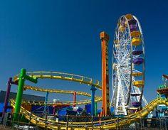 Pacific Park Santa Monica Pier Coupons Discounts Special Deal 2013