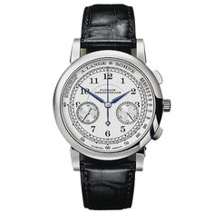 Interested in a men-style watch for myself  A. Lange & Sohne 1815 Flyback Chronograph White Gold