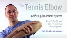 Tennis Elbow Self-Help Home Treatment Program