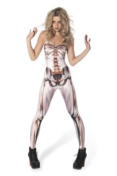 S Muscle and Bone Catsuit - amusing, but I definitely wouldn't wear it out!