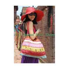 India ethnic glitter gold thread embroidered shoulder bag-love with travel