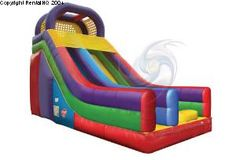 I would like to throw a big new years party this year. My ideal new years party would basically be a bloc party. I think it would be fun to have a big slide like this for the kids to play on. I'll have to start planning before it gets too crazy.
