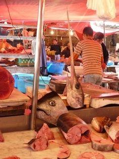 Zwaardvis uit de oven | Recepten | Ciao tutti - ontdekkingsblog door Italië