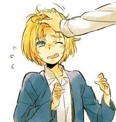 Armin Arlert_Attack on Titan_Shingeki no kyojin