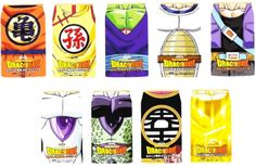 DragonBall Z Cans