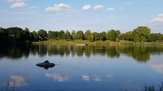 Garching Lake
