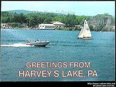 Hanson's at Harvey's Lake, PA