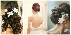 wedding hairstyles 2014 back image Fall Wedding Hairstyles, Bride Hairstyles, Popular Hairstyles, Cool Hairstyles, Wedding Hair Colors, Hair Up Or Down, Hair Styles 2014, Hair Game, Bridal Hairstyles