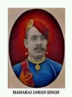My G.Grand Father Maharaj Jawan Singh Ji Bari Sadri