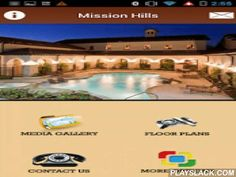 Mission Hills  Android App - playslack.com , Mission hillNative Mobile AppsApartment Mobile Apps LLCMission hills is free app provides residents, the apartment shopper as well as the community management team with the ability to communicate with each other anytime - anywhere off line, whether it's a maintenance request or a reminder of a community or local city event. Unlike a web based app, mission hills apartment Mobile Apps provides Push Notifications which allows current residents and…