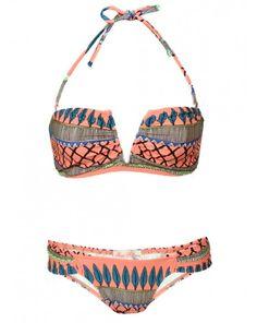 Mara Hoffman makes the cutest swimsuits!