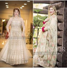 Nikkah look or valima look. Pakistani actress Naimal Khan on her wedding – Best Hair Styles for Women Men and Kids Asian Wedding Dress Pakistani, Pakistani Dresses Casual, Pakistani Dress Design, Indian Wedding Outfits, Indian Dresses, Actress Wedding, Nikkah Dress, Bridal Dress Design, Bridal Photoshoot